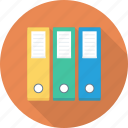 binder, data, document, documents, files icon