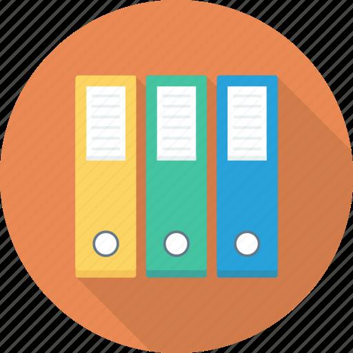 binder, data, document, documents, files icon icon