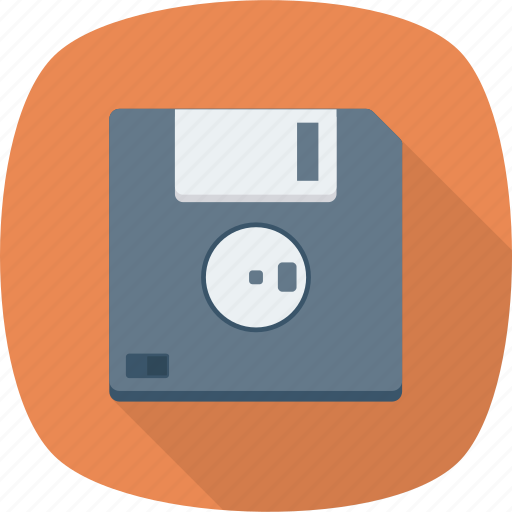 backup, disk, floppy, save icon, storage icon