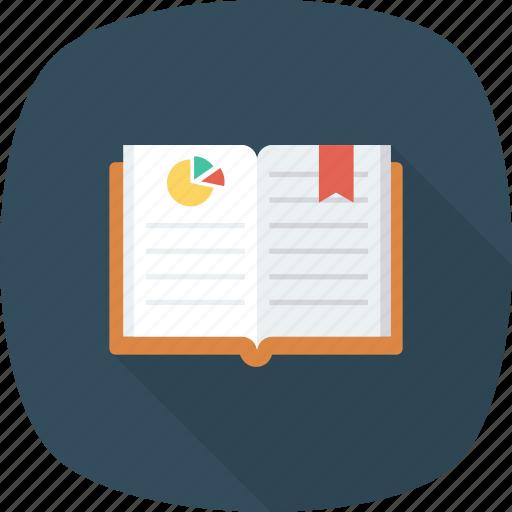 book, mark, online, school icon icon