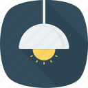 lamp, light icon icon