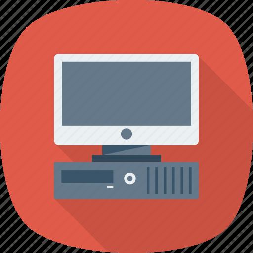 computer, pc, screen icon icon