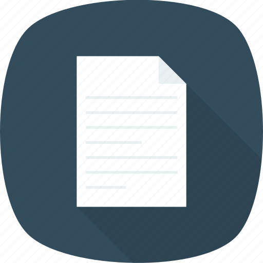 agreement, business, notepad, office, pen, writing icon icon