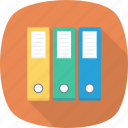 binder, data, document, documents, files icon