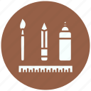 construction, equipment, graphic, settings, stationery, tool, tools icon
