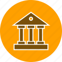 bank, school, university icon