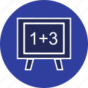 accounting, calculation, digital, formula, mathematics icon