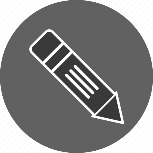 edit, pen, pencil, tool, writing icon
