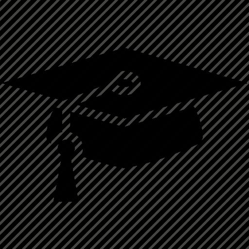 Cap, graduation, online, school icon icon - Download on Iconfinder
