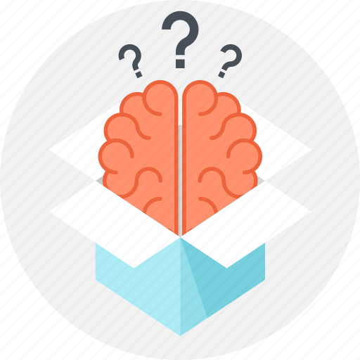 Box, brain, brainstorming, education, idea, knowledge, thinking icon - Download on Iconfinder