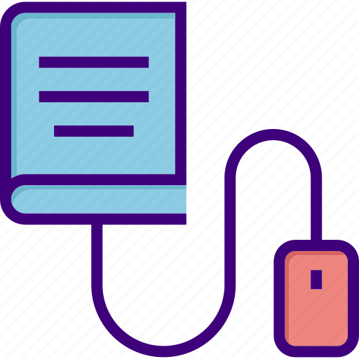 book, education, knowledge, library, online education, school, study icon