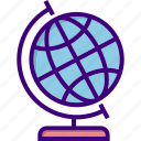 earth, geography, global, globe, gps, map, world icon