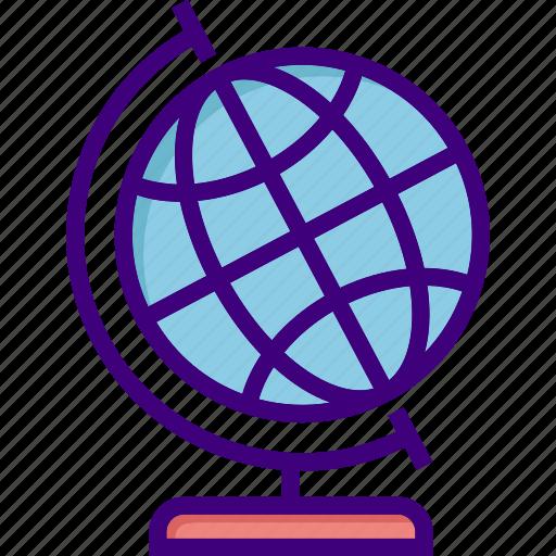 earth, geography, global, globe, gps, map, world icon