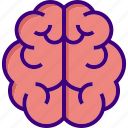 brain, brainstorm, creative, head, idea, mind, question icon