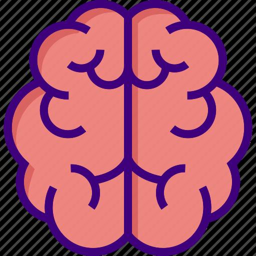 brain, brainstorm, creative, head, idea, mind, question icon