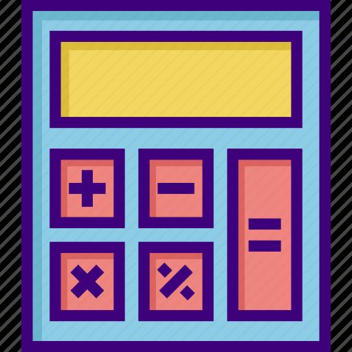 accounting, budget, calculate, calculation, calculator, finance, math icon