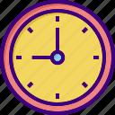 clock, optimization, time, time optimization, timer, wall clock, watch icon