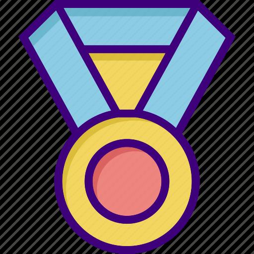 award, badge, medal, prize, win, winner, winning icon