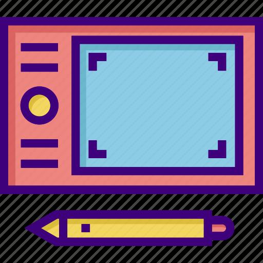 art, creative, design, digital art, draw, graphic tablet, tablet icon