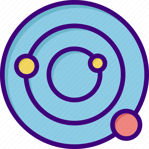 astronomy, planet, planets icon, saturn, science icon, space, universe icon