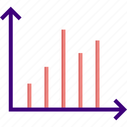 analytics, chart, infographic, report, sales, statistics, stats icon