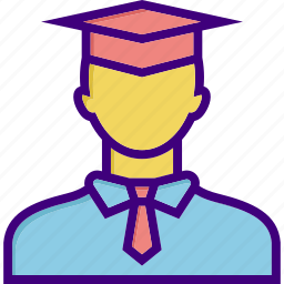 boy, education, graduate, learning, pupil, scholar, student icon