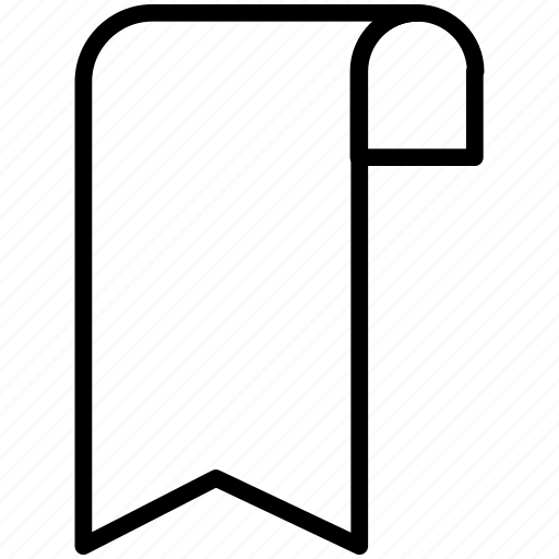 bookmark, favorite, link, mark icon icon