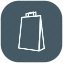 bag, cart, delivery, online, sale, shopping, shopping bag icon