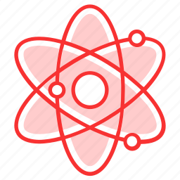 atomic, chemistry, lab, physics, science icon