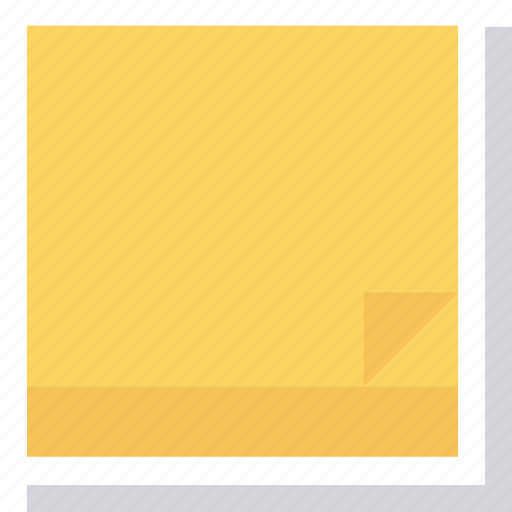 brainstorming, list, notes, sticky notes icon icon
