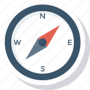 compass, navigation, tool, transportation icon icon