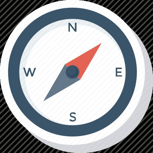 compass, navigation, tool, transportation icon icon