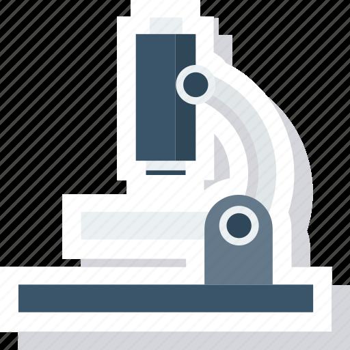 laboratory, microscope, research, science icon icon