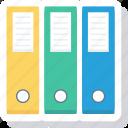 binder, data, document, documents