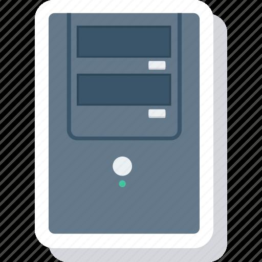 computer, cpu, hardware, processor icon icon