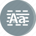abc, education, letter, school, schooling, science, study icon