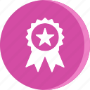 award, badge, education, educational, school, schooling, study icon