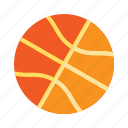ball, basket, basketball, pe, school, sport, subject icon