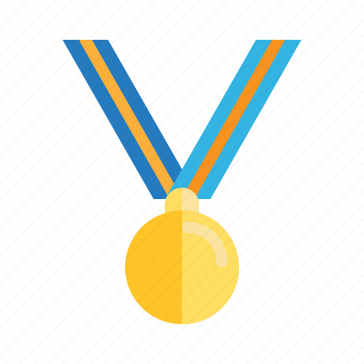 Achievement, award, champion, medal, ribbon, school, winner icon - Download on Iconfinder