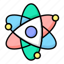 atom, education, science