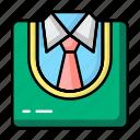 dress, school, uniform icon