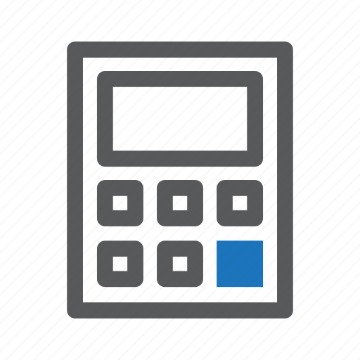 Accounting, calculation, calculator icon - Download on Iconfinder