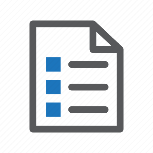 Document, file, page icon - Download on Iconfinder