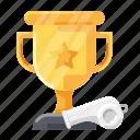 education, school, science, trophy icon