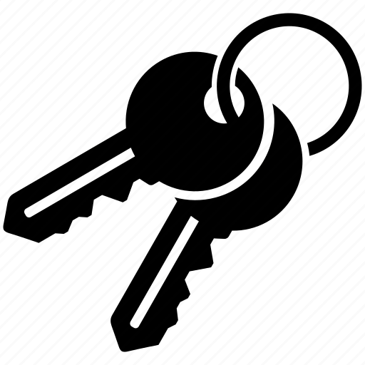 access keys, access passwords, keychain, master key icon