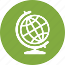 geography, globe icon
