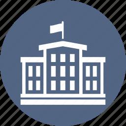 education, school, university icon