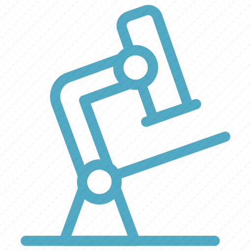 medical, microscope, research, test, zoom icon icon