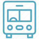 school bus, transportation, travel icon icon