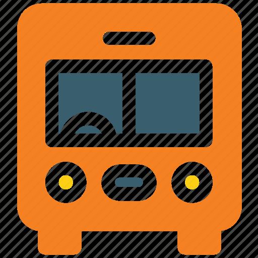 school bus, transportation, travel icon icon